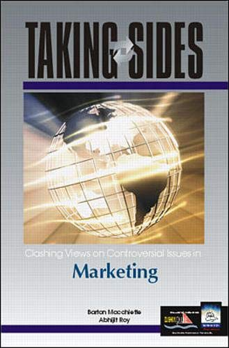 9780072384499: Taking Sides: Clashing Views on Controversial Issues in Marketing