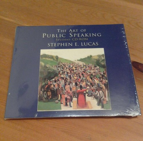 9780072384888: Student CD-ROM to accompany The Art of Public Speaking
