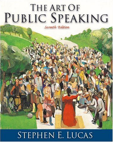 9780072384895: Student Workbook for use with The Art of Public Speaking