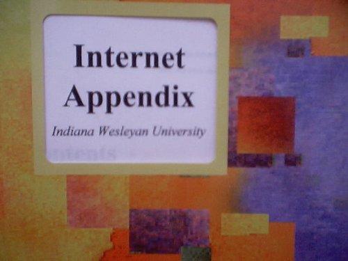 9780072385243: Internet Appendix Indiana Wesleyan University