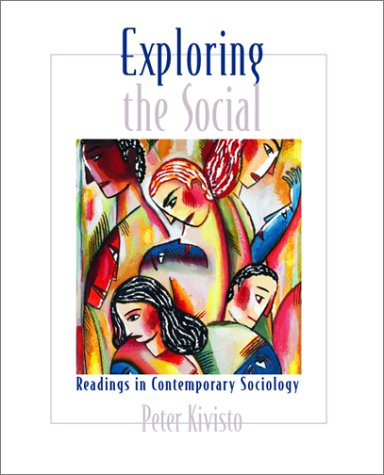 9780072386318: Exploring the Social: Readings in Contemporary Sociology