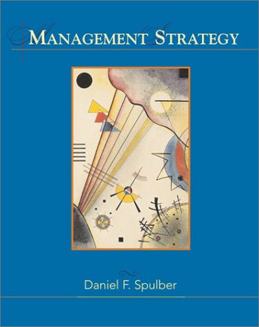 9780072388091: Management Strategy