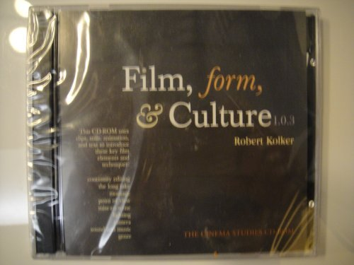 9780072388992: Film, Form, and Culture CD-ROM 1.03