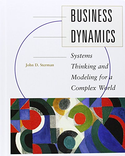 9780072389159: Business Dynamics: Systems Thinking and Modeling for a Complex World with CD-ROM