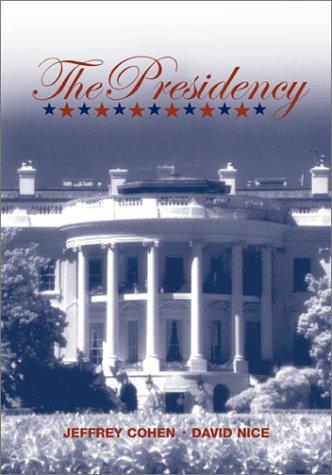 9780072390407: The Presidency