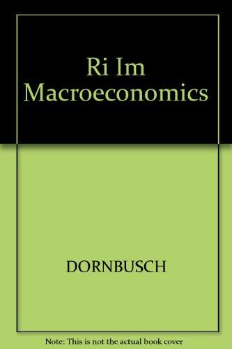 9780072391121: Ri Im Macroeconomics
