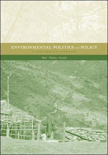 9780072392265: Environmental Politics and Policy