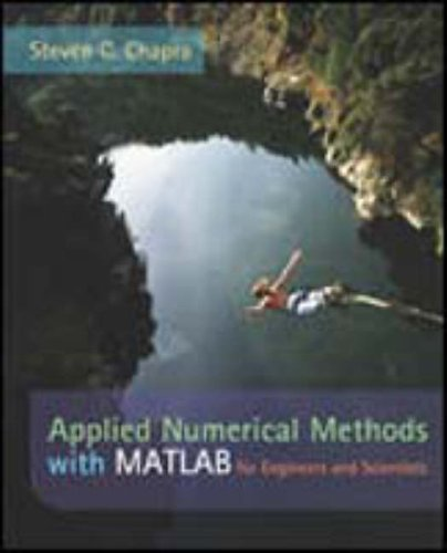 9780072392654: Applied Numerical Methods with MATLAB for Engineers and Scientists