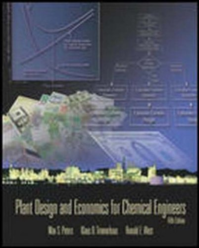 9780072392661: Plant Design and Economics for Chemical Engineers