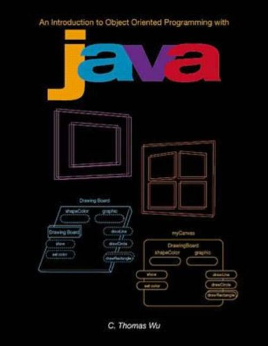 9780072396843: An Introduction to Object-Oriented Programming With Java