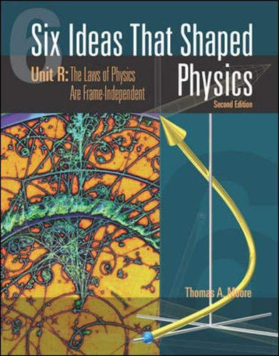 9780072397147: Six Ideas That Shaped Physics: Unit R - Laws of Physics are Frame-Independent