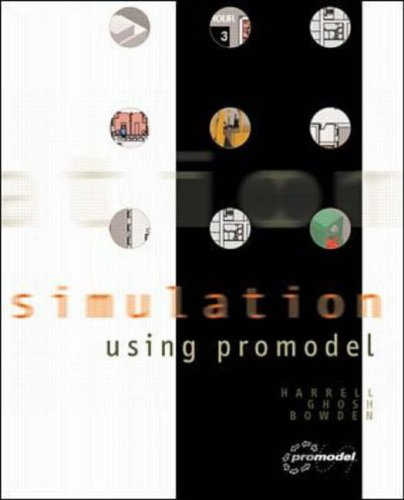 9780072397666: Simulation using PROMODEL w/CD-ROM