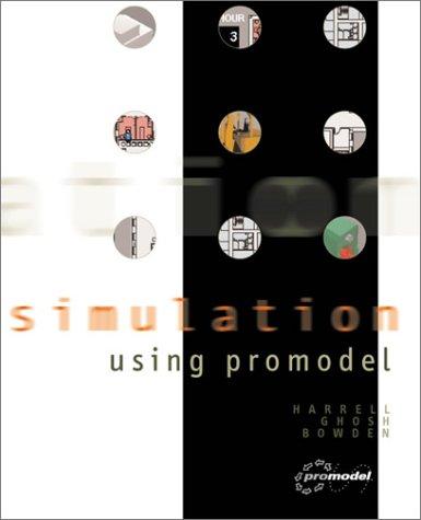 9780072397666: Simulation using PROMODEL w/CD-ROM