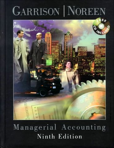 9780072397864: Managerial Accounting