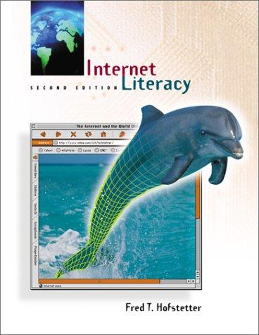 9780072398212: Internet Literacy