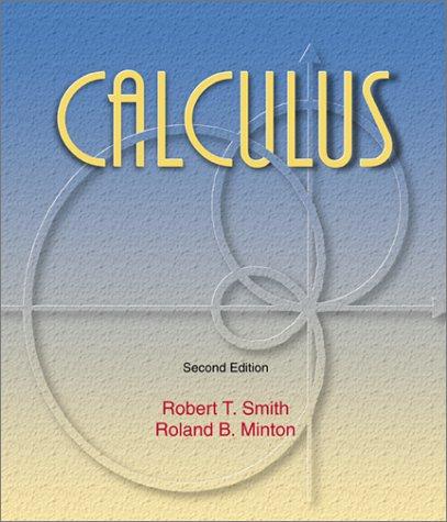 9780072398489: Calculus