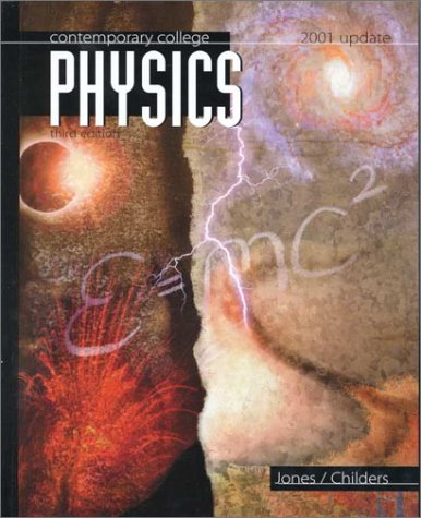 9780072399110: Contemporary College Physics 2001