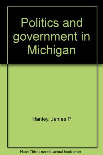 9780072400359: Politics and government in Michigan