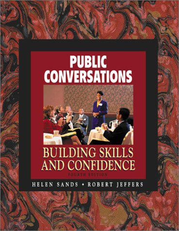 9780072400663: Public Conversations: Building Skills and Confidence