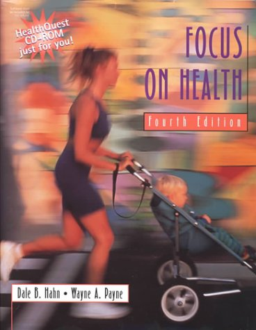 9780072401226: Focus on Health