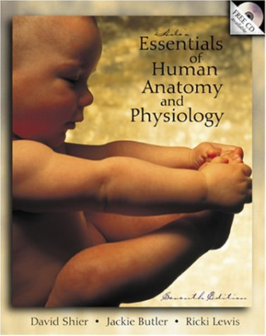 9780072401554: Essentials of Human Anatomy and Physiology