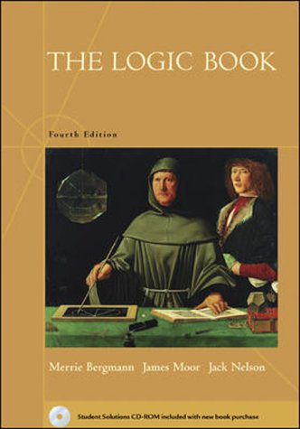 9780072401899: The Logic Book