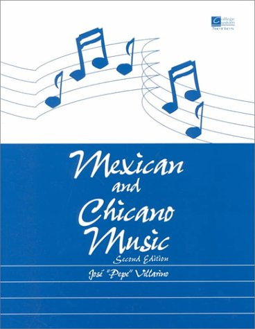 9780072401998: Mexican Chicano Music