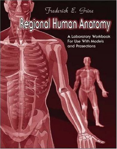 9780072402230: Regional Human Anatomy:  A Laboratory Workbook For Use With Models and Prosections