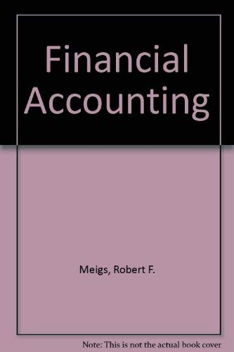 9780072404128: Working Papers for use with Financial Accounting