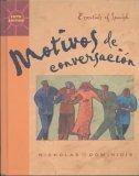 9780072404890: Essentials of Spanish Motivos de Converscion