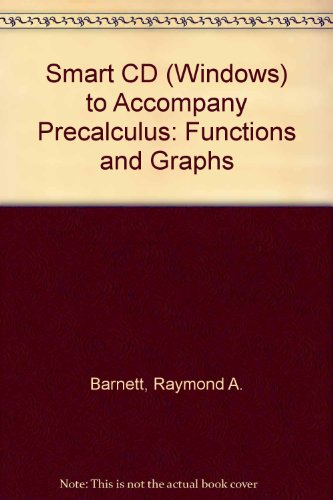 9780072406238: Smart CD (Windows) to accompany Precalculus: Functions and Graphs