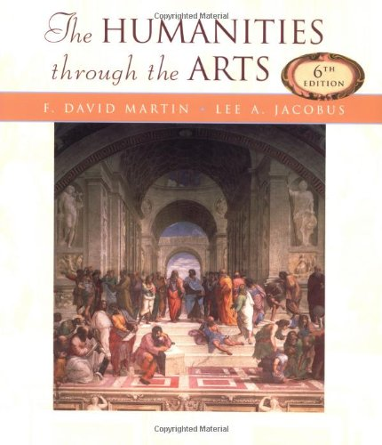 9780072407099: Humanities through The Arts