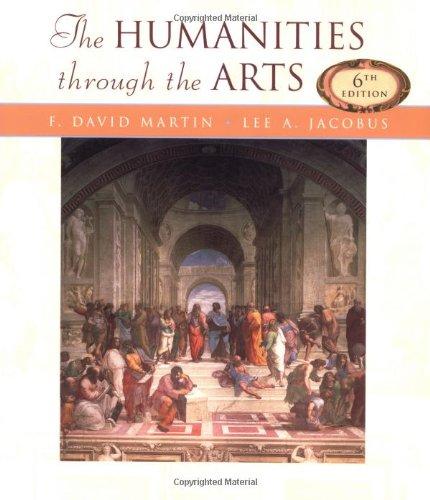 9780072407099: Humanities through The Arts