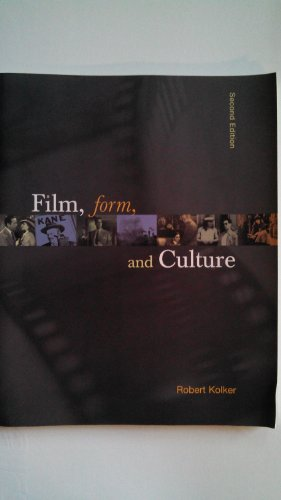 9780072407150: Film, Form, And Culture. (SECOND EDITION)