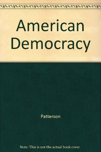 9780072407327: American Democracy, Study Guide
