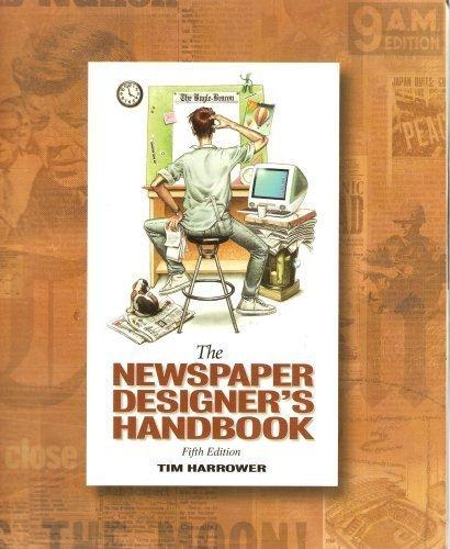 9780072407617: The Newspaper Designer's Handbook, Fifth Edition