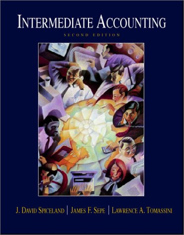 Intermediate Accounting: Chapters 1-12 2nd Edition.