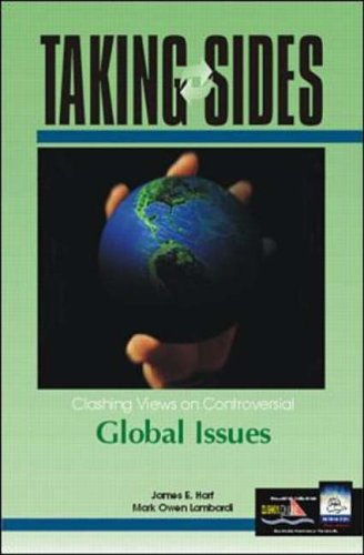 9780072409536: Taking Sides: Clashing Views on Controversial Global Issues