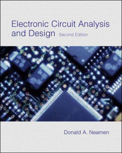 9780072409574: Electronic Circuit Analysis