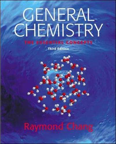 9780072410679: General Chemistry: The Essential Concepts
