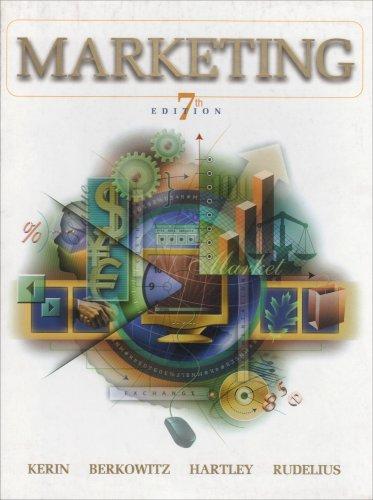 9780072410754: Marketing (The Irwin/Mcgraw-Hill Series in Marketing)