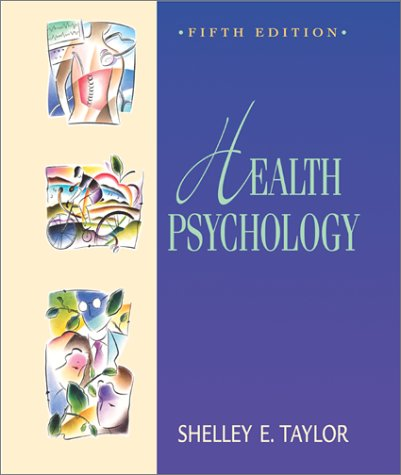 Health Psychology Shelley Taylor Pdf