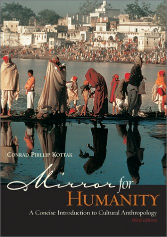 9780072414875: Mirror for Humanity: A Concise Introduction to Cultural Anthropology