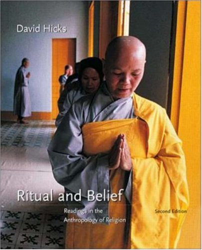 9780072414899: Ritual and Belief: Readings in the Anthropology of Religion