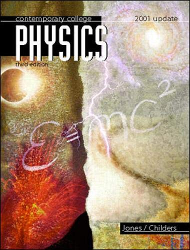 9780072415124: Contemporary College Physics, Third Edition, 2001 Update w/ updated CD-ROM
