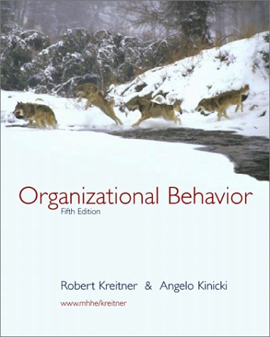 9780072415544: Organizational Behavior