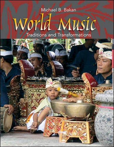 9780072415667: World Music: Traditions and Transformations