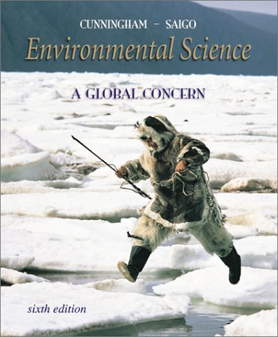 9780072415834: Environmental Science: A Global Concern
