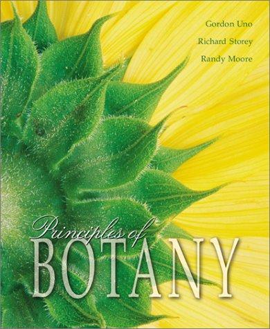 9780072416299: Principles of Botany