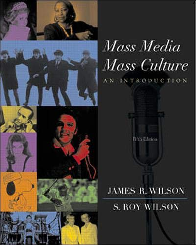 9780072416466: Mass Media/Mass Culture with Free
